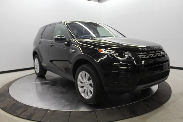 VIP-Loaner 2017 Discovery Sport SE With Navigation