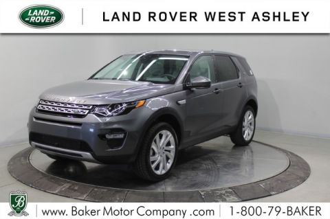 New land rover discovery sport land rover west ashley for Baker motor company land rover